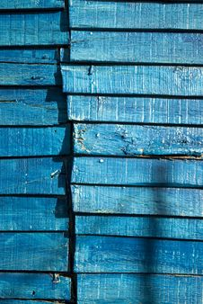 Free Wooden Strips As Wall Stock Photos - 15126703