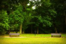 Free Park In Spring Time Stock Photos - 15126743