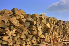 Free Choping Wood Stock Photography - 15127252