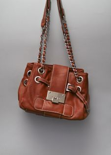 Free Leather Hand Bag Stock Images - 15127274