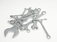 Free Wrench Stock Photos - 15128103
