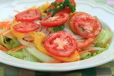 Free Salad Royalty Free Stock Image - 15129516