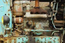 Free Old Rusty Diesel Stock Photos - 15129743