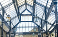 Free Glass Roof. Royalty Free Stock Image - 15130466