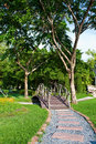 Free Stone Way To Bridge Stock Image - 15132531