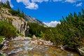 Free Mountain River Royalty Free Stock Photo - 15135445