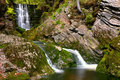 Free Waterfall In National Park Krkonose Royalty Free Stock Photos - 15139668