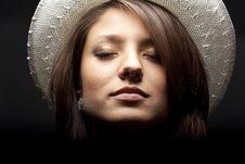 Free Female Portrait Royalty Free Stock Photography - 15130047