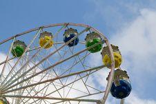 Free Ferris Wheel Royalty Free Stock Photo - 15130335