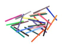 Free Pen Markers Stock Photo - 15130360