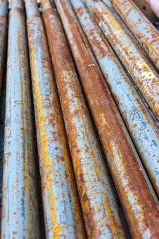 Free Rotten Pipes Royalty Free Stock Images - 15130599