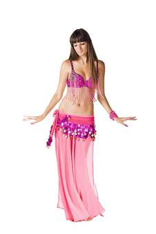 Free Belly Dancer Royalty Free Stock Photography - 15130937