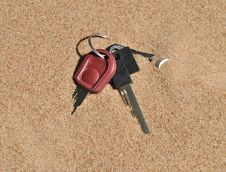 Free Sand Key Royalty Free Stock Photography - 15131037