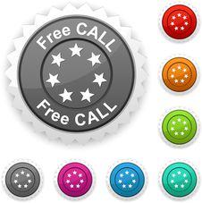 Free Free Call Award. Royalty Free Stock Photos - 15131718