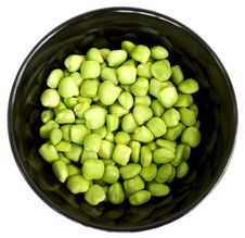 Free Peas In The Bowl Royalty Free Stock Photos - 15132048