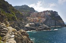 Free Riomaggiore Royalty Free Stock Images - 15133849