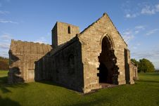 Free Dunglass Collegiate Church Stock Photo - 15134240