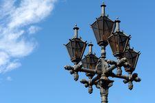 Free Old Lantern Royalty Free Stock Photos - 15134308