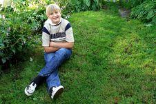 Free Boy Portrait Stock Images - 15134364