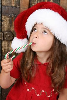 Free Christmas Candy Stock Photography - 15134762