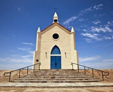 Free Desert Church Royalty Free Stock Photography - 15135167