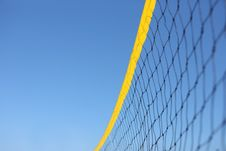Free Detail Of Beach Volley Net Stock Image - 15135291