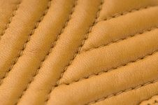 Free Natural Leather Macro Shot Stock Photo - 15135900