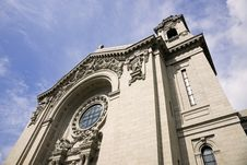 Free Cathedral In St. Paul Royalty Free Stock Photos - 15136948