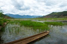 Free Lugu Lake Stock Image - 15137181