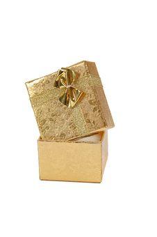 Free Gift Box Stock Photography - 15137872