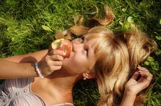 Free A Beautiful Young Blonde Stock Images - 15138804