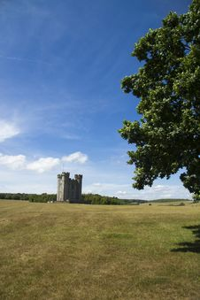 Free Countryside And Castle Stock Images - 15138874