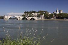 Free Avignon Panorama Royalty Free Stock Photo - 15139005