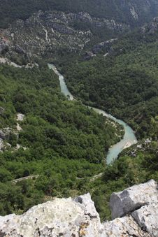 Free Grand Canyon Du Verdon In France Stock Images - 15139054