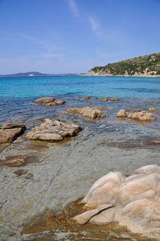 Free Punta Molentis, Villasimius, Sardinia, Italy Stock Image - 15139501