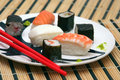 Free Sushi Lunch Royalty Free Stock Photo - 15142015