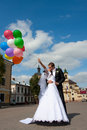 Free Bride And Groom Royalty Free Stock Photos - 15144718