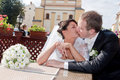 Free Bride And Groom Stock Photography - 15144752