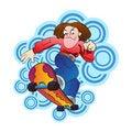 Free Skateboarder Stock Image - 15147971