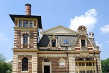 Free The Baroque Style Theater Built In 1892 In Cracow Stock Photo - 15140820