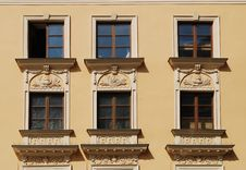Free House On The Old City In Cracow Royalty Free Stock Photos - 15140858