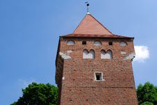Free Stolarska Tower In Cracow Royalty Free Stock Image - 15140896