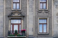Free House On The Old City In Cracow Stock Photos - 15140983