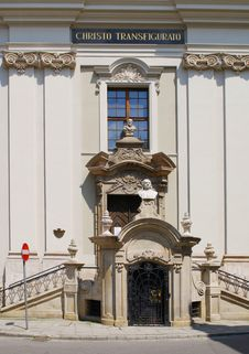 Free Church Of The Transfiguration In Cracow Royalty Free Stock Photos - 15141168