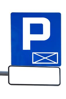 Free Parking Sign Stock Image - 15141231