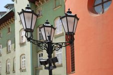 Free Street Lamp Stock Photos - 15141303