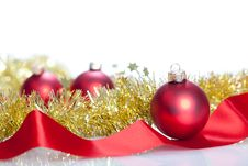 Free Christmas Decoration Royalty Free Stock Photos - 15141558