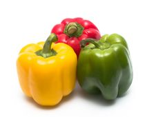 Free Peppers Royalty Free Stock Images - 15141559