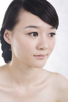 Free Beautiful Bride With Perfect Natural Makeup Stock Photos - 15141993