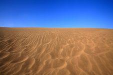 Free Sand Dune, India Royalty Free Stock Photos - 15143068